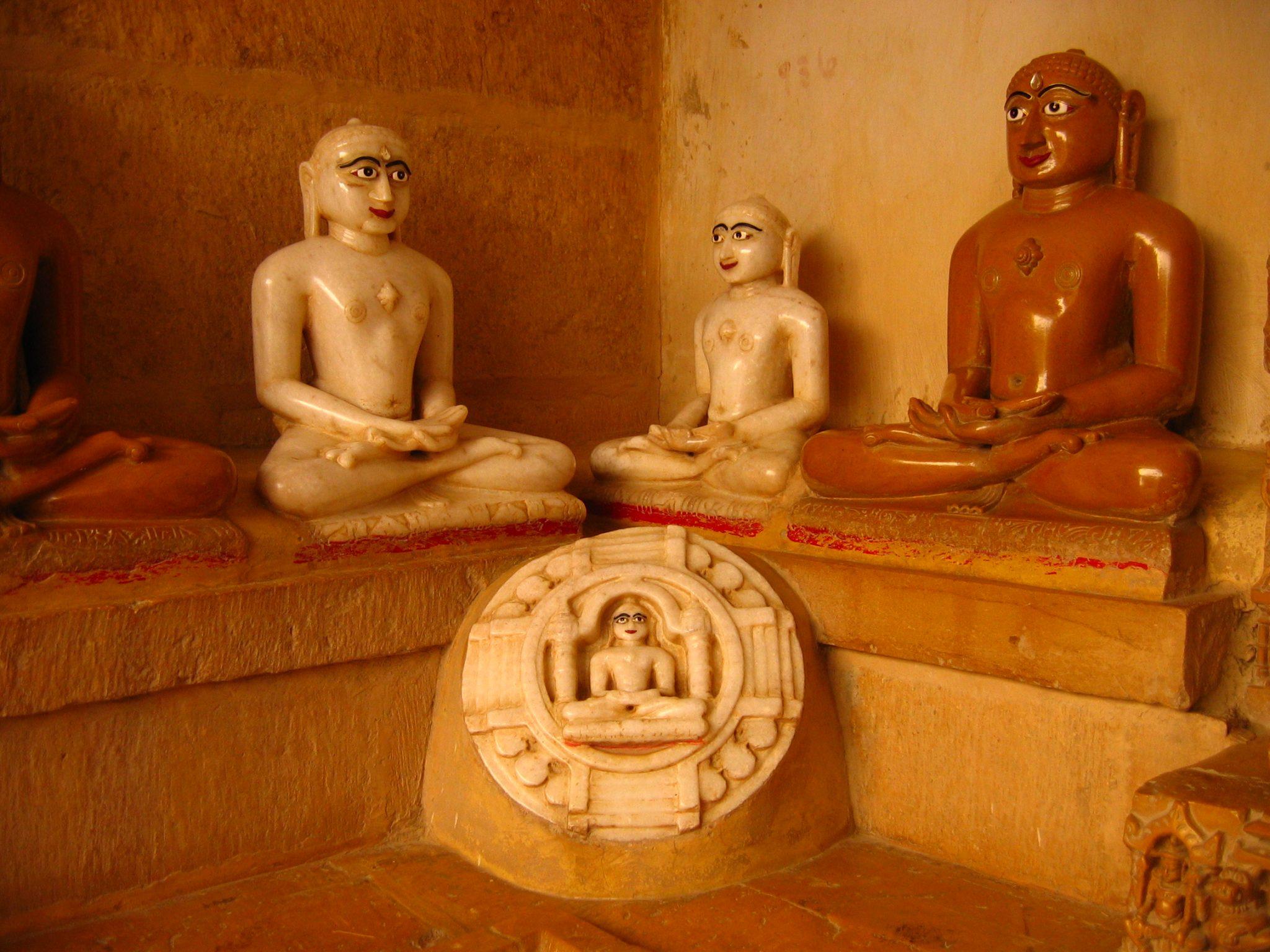 Photo of Jain Tirthankers (Teachers)
