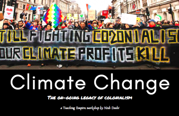 Workshop: Climate Change & Colonialism